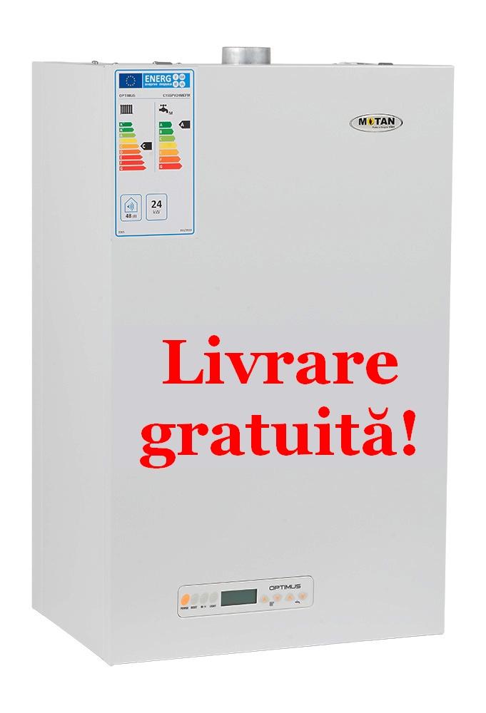 Centrala termica Motan Optimus ERP - 24 Kw Livrare gratuită!