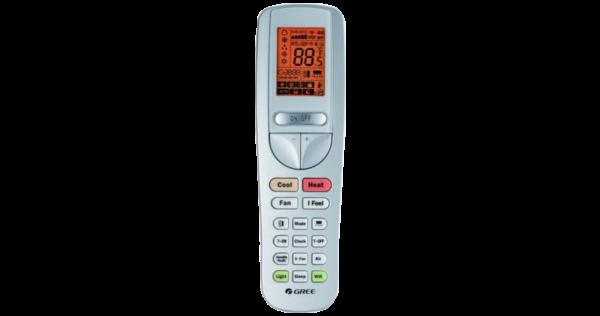 Aparat de aer conditionat Gree model U-Crown GWH12UB-K3DNA4F telecomanda