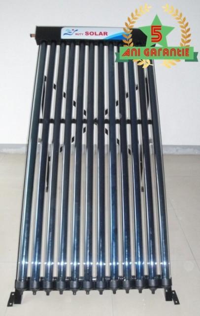 Panou solar cu 12 tuburi vidate