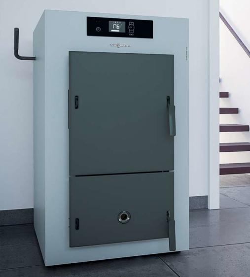 Centrala termica pe lemn cu gazeificare Viessmann Vitoligno 150-S