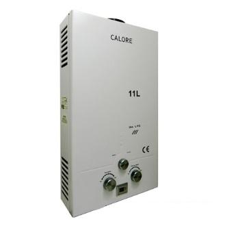 Instant de apa calda Calore TN 11 GAZ METAN