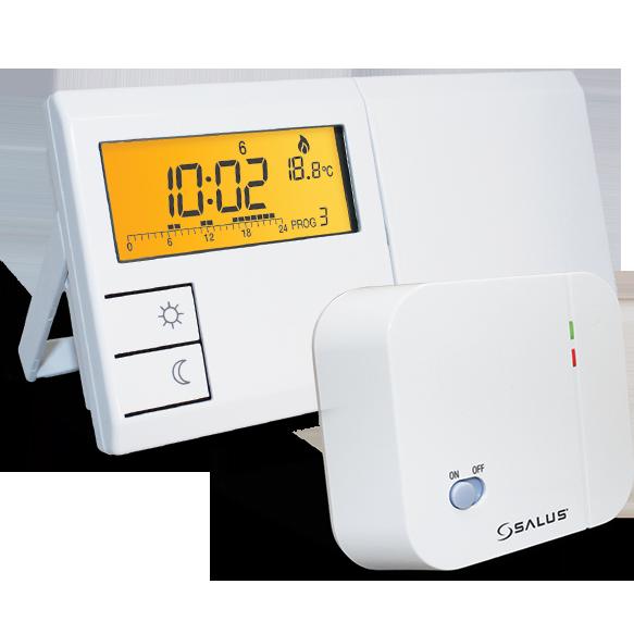 Termostat programabil cu radiofrecventa Salus 091FLRF
