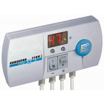 Controler electronic pompa solara EUROSTER 1100 S  cu 2 senzori