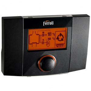 Regulator digital Ferroli ecoKOM 200T
