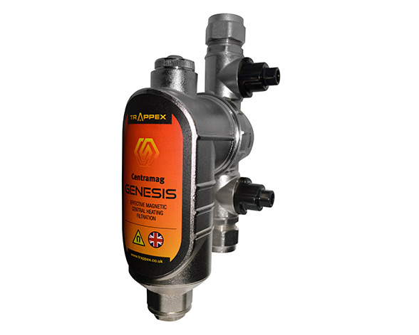 Filtru dual pentru impuritati magnetice si nemagnetice CENTRAMAG GENESIS DN 22 mm