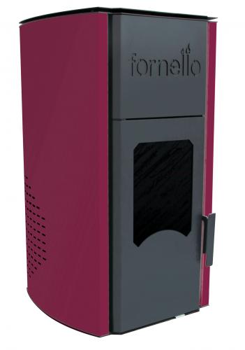 Termosemineu pe peleti FORNELLO ROYAL 18 kW