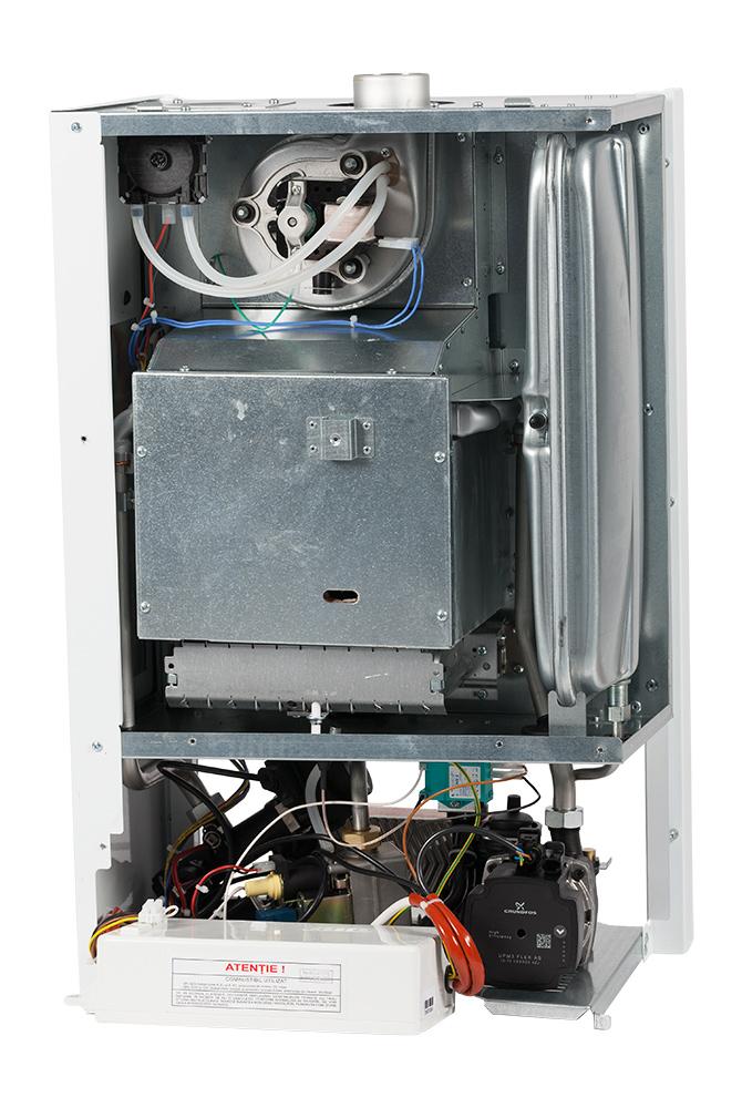 Centrala termica cu tiraj fortat Motan SIGMA ERP C32SPV24MEFB-S-ERP 24 kW