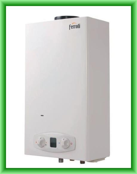 Instant de apa calda Ferroli ZEFIRO ECO 11