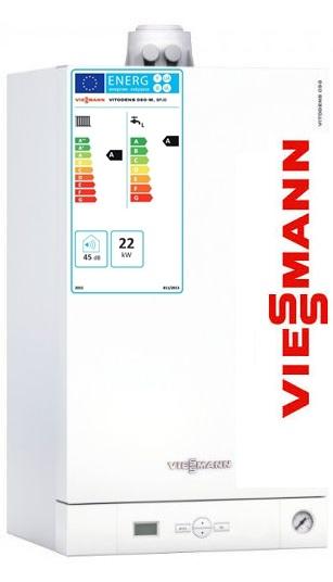 Centrala Viessmann Vitodens 050 W -33 kW