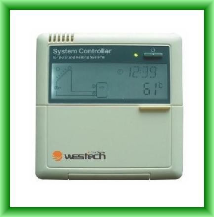 Automatizare solara Westech
