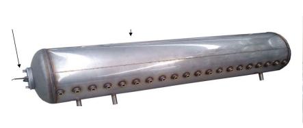 Boiler inox