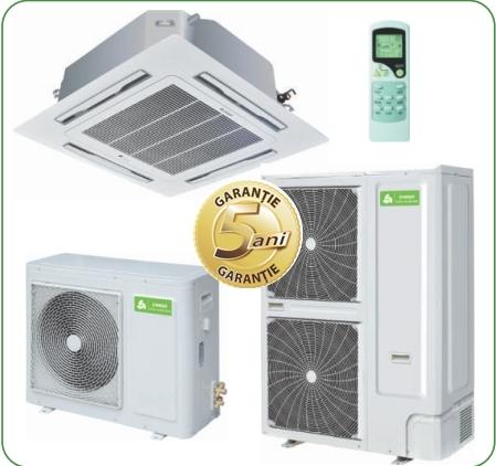 Echipament de climatizare comerciala CHIGO CASETA DC-INVERTER