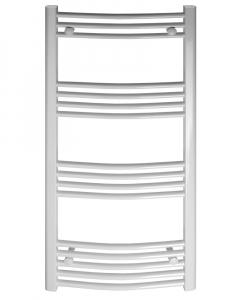 Radiator port-prosop FERROLI TALIA curbat alb