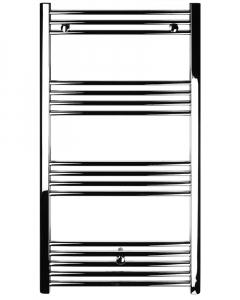 Radiator port-prosop FERROLI TALIA drept cromat