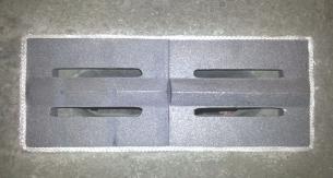 Centrala termica pe lemn cu gazeificare CALOR ASPIRO - duza de fonta refractara