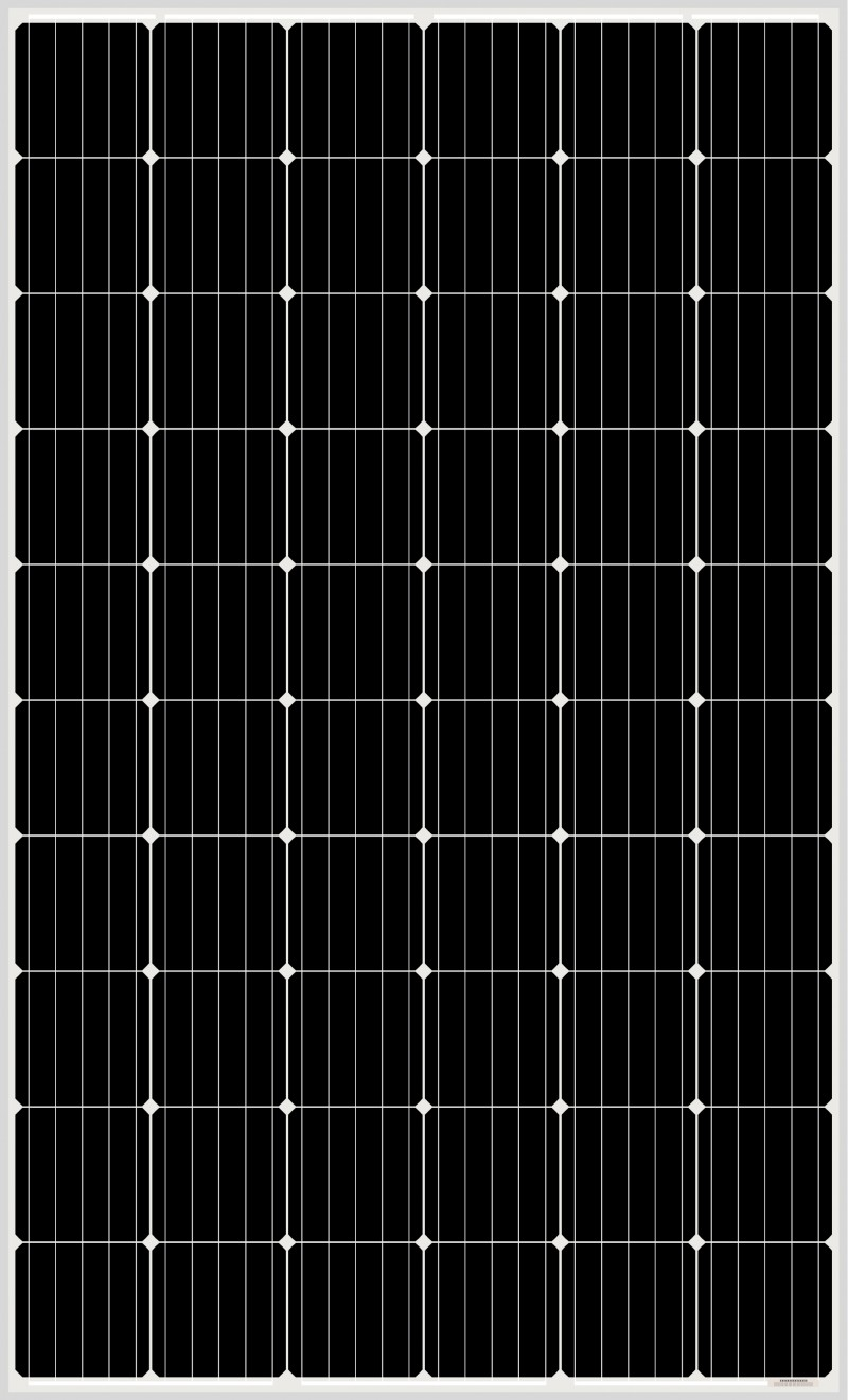 Panou solar fotovoltaic monocristalin AMERISOLAR AS-6M30-320 W