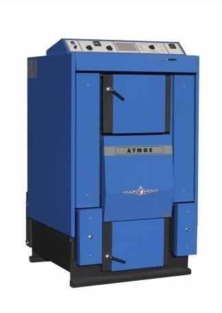 Centrala termica pe lemn cu gazeificare ATMOS DC100