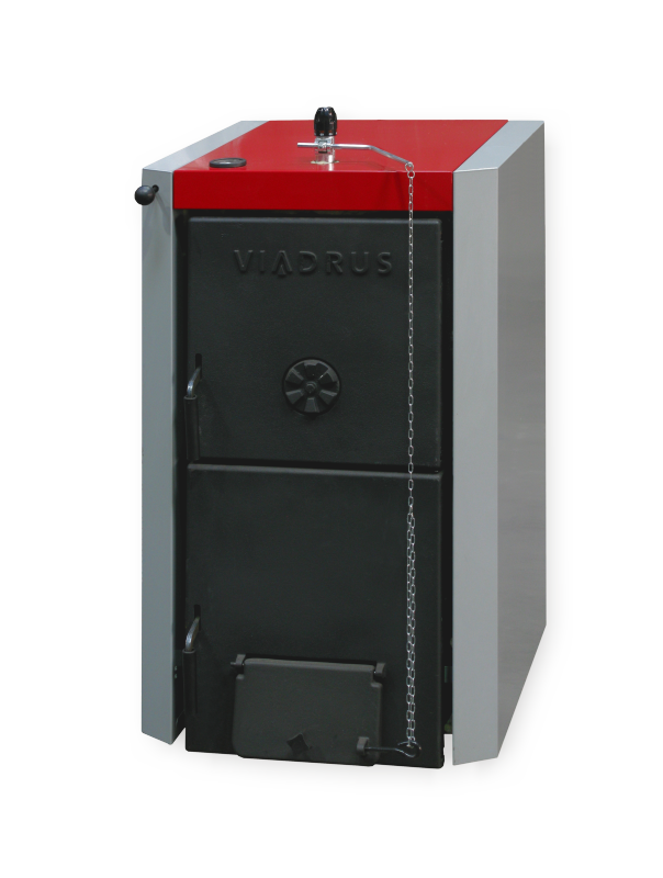Centrala termica pe lemn din elementi de fonta VIADRUS U22D 20 kW