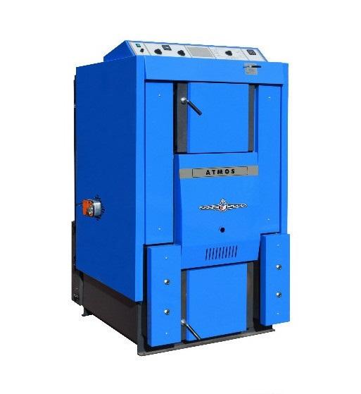 Centrala termica pe lemn cu gazeificare ATMOS DC150