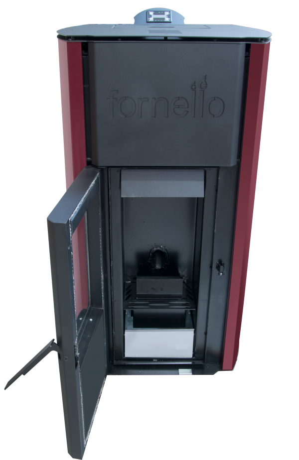 Termosemineu pe peleti FORNELLO ROYAL 12 kW