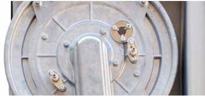 Centrala termica pe gaz in condensatie combi ARCA PIXEL MX PN - arzator de gaz cu preamestec