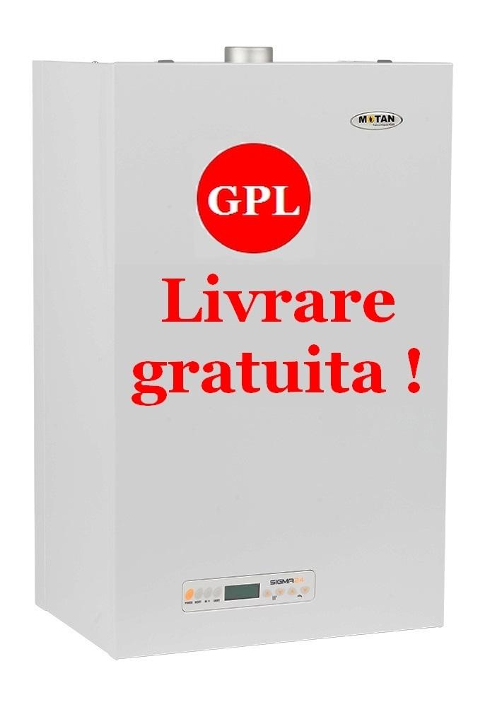 Centrala termica pe GPL MOTAN SIGMA ERP 24 kW GPL