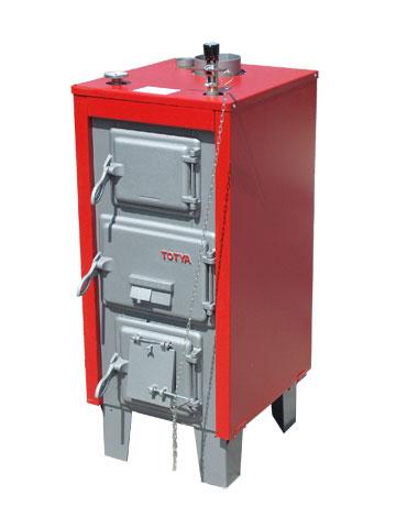 Centrala termica pe combustibil solid UNILINE S-23 kW