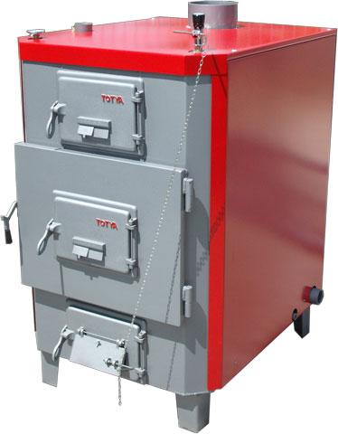 Centrala termica pentru baloti de paie UNILINE TITAN T-2 75 kW