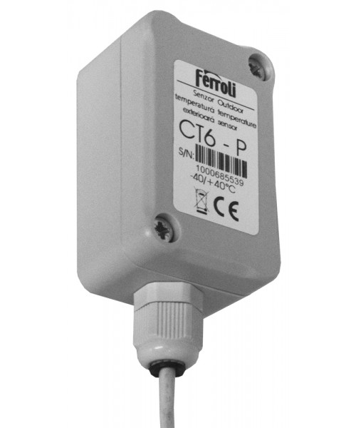 SmartFer senzor de temperatura exterioara