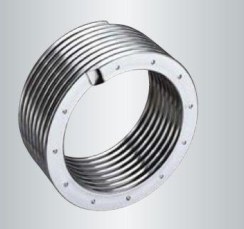 Centrala termica pe gaz in condensatie Vitodens 100-W 26 kW schimbator de caldura din inox sectiune