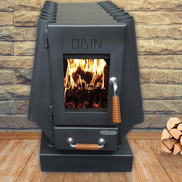 Soba-semineu de incalzit Koper model Odin - 13 kW