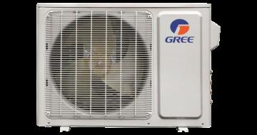 Poza Aparat de aer conditionat Gree model U-Crown GWH12UB-K3DNA4F unitate exterioara