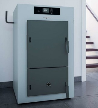 poza Centrala termica pe lemn cu gazeificare Viessmann Vitoligno 150-S 30 kW