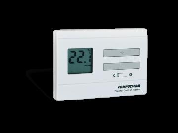 poza Termostate COMPUTHERM Q3 - se pot selecta doua temperaturi diferite
