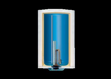 Poza Boiler electric pentru apa calda LEOV 44 STANDARD - vedere interioara