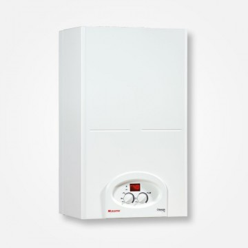 poza Centrala termica electrica OMEGA 12 kW monofazata incalzire si acm