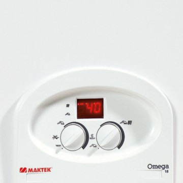 Poza Centrala termica electrica OMEGA - panou de control