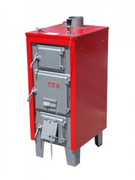 poza Centrala termica pe combustibil solid UNILINE S-28 kW