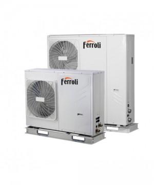 poza Pompa de caldura aer-apa reversibila Ferroli RVL-I PLUS 14 kW