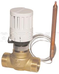 Poza Robinet termostatat pentru boiler apa calda cu 2 cai