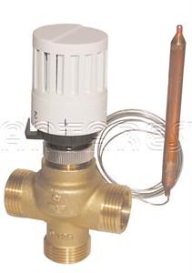 poza Robinet termostatat pentru boiler apa calda cu 3 cai DN20 mm