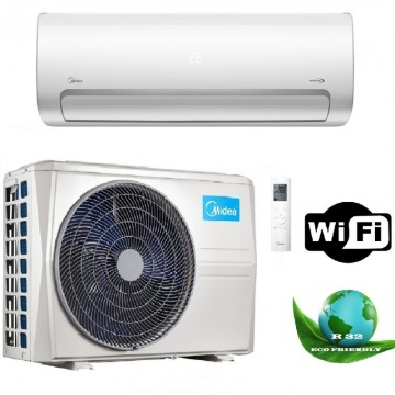poza Aparat de aer conditionat Hitachi Midea Mission II R32 24000