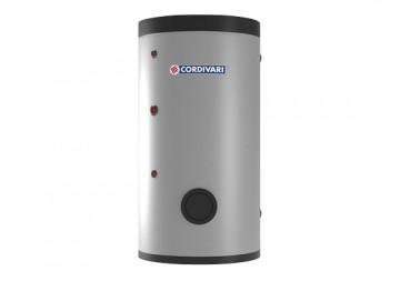 Poza Boiler termoelectric din inox cu o serpentina CORDIVARI BOLLY 1 ST XB 150 litri