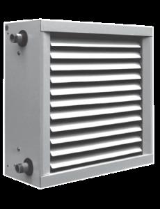 Poza Aeroterma standard cu agent termic apa FERROLI - vedere din stanga