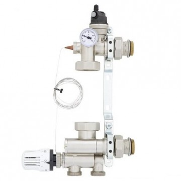 Poza Grup de amestec pentru incalzire in pardoseala termostatat fara pompa