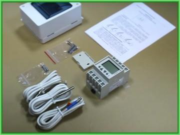 Poza Controler universal cu microprocesor si 3 senzori EUROSTER 813 - furnitura