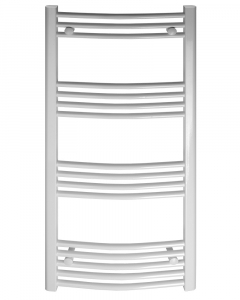 poza Radiator port-prosop FERROLI TALIA curbat alb 600x800