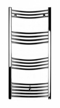 poza Radiator port-prosop FERROLI TALIA cromat curbat 500x700