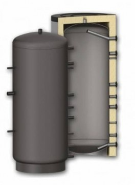 poza Puffer fara serpentina SUNSYSTEM P1000 1000 litri