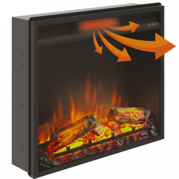 Poza Focar de semineu electric TAGU PowerFlame 1500 W